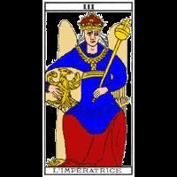 Tarot - L'impératrice