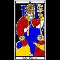 Tarot - Le pape